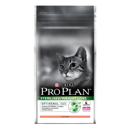 PRO PLAN Adult Sterilised/Weight Loss with OPTIRENAL 2.5kg