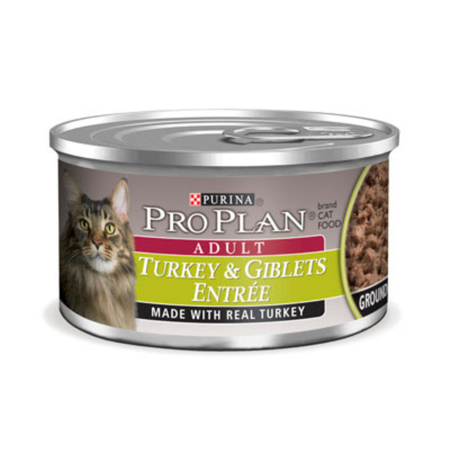 PRO PLAN Finesse Adult Cat Turkey & Giblets Entr�e - 85gm