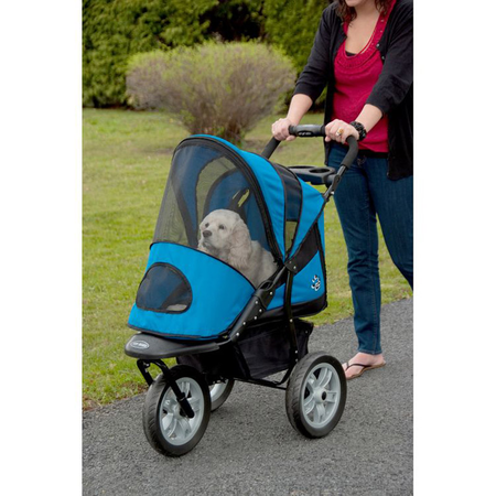 Pet Gear All Terrain Blue Sky Stroller