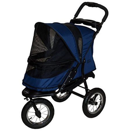 Pet Gear Jogger No Zip Pet Stroller - Midnight River