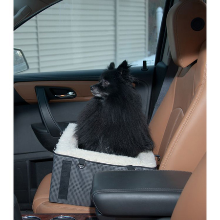 Pet Gear - Car Booster Seat with Wool Insert - For Dogs