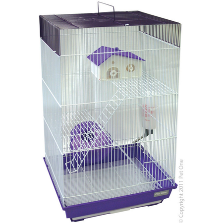 Pet One Mouse Cage - 3 Level