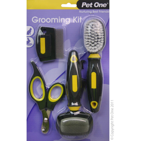 Pet One Small Animal Grooming Kit