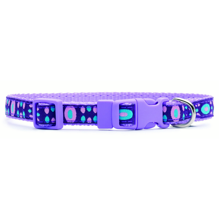 Petlife Fashion Puppy Collar - Bubble Gum 20-30cm
