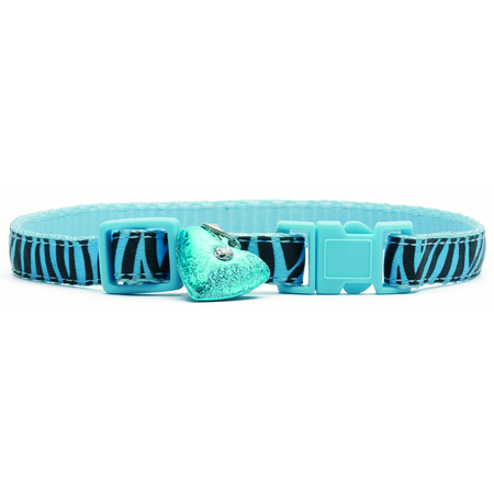Petlife Lifestyle Fashion Cat Collar - He Gone Wild