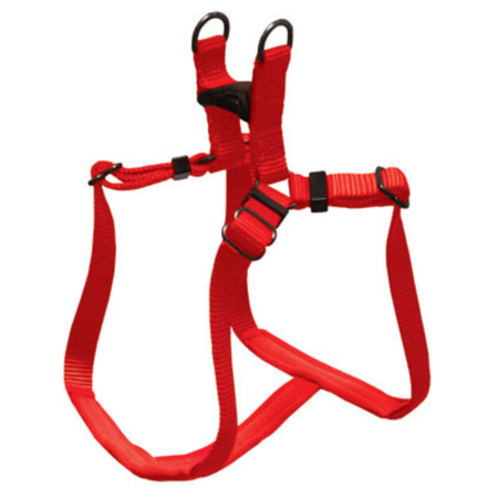 Petlife Padded Dog Harness Red X Large (70-90cm)