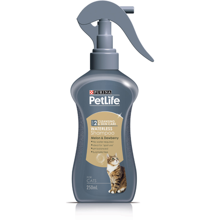 Petlife - Waterless Cat Shampoo - 200ml