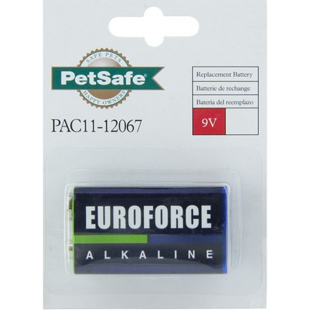 Petsafe 9 Volt Alkaline Battery