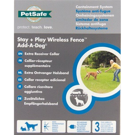 Petsafe Stay + Play Wireless Fence Extra Receiver Collar