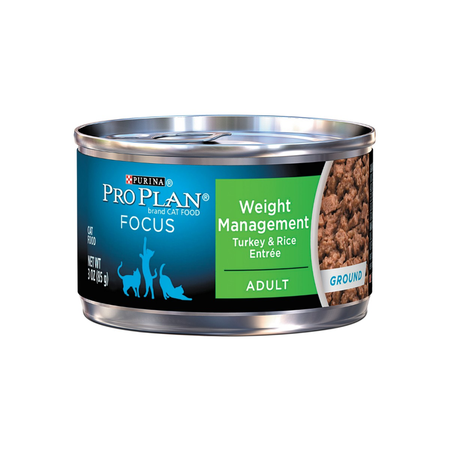 Pro Plan Focus Adult Turkey and Rice Entr�e Weight Management- 85gm