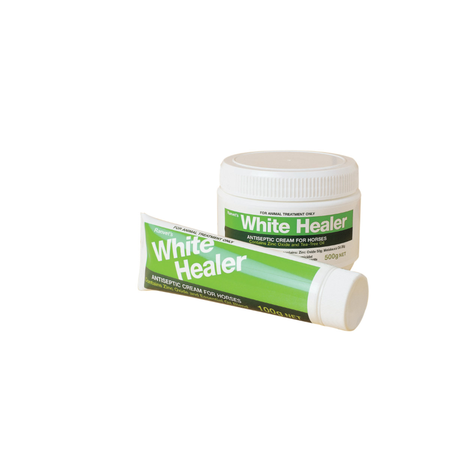 Ranvet - White Healer - Antiseptic Cream for Horses