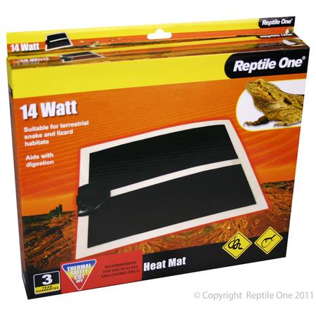 Reptile One Heat Mat 14W