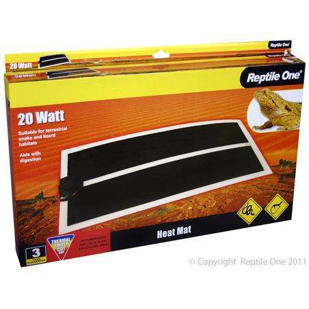 Reptile One Heat Mat 20W