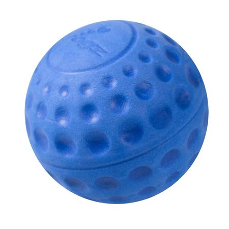Rogz Asteroidz Ball Dog Toy Blue Large (78mm)
