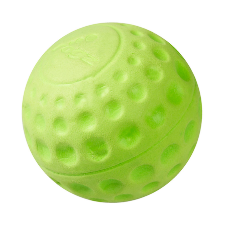 Rogz Asteroidz Ball Dog Toy Green Small (49mm)