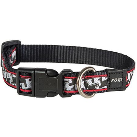 Rogz Scooter Collar Hound Dog  - 260mm- 400mm x 16mm