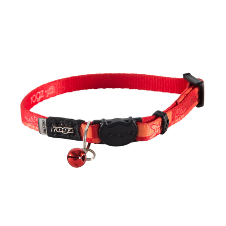 Rogz - Kiddycat - Quick Release Cat Collar