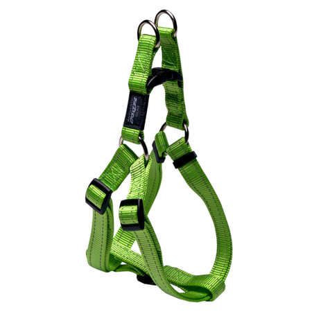 Rogz - Reflective Nylon - Step-In Dog Harness
