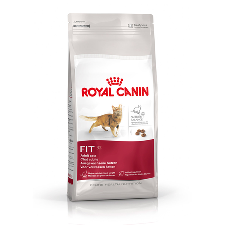 Royal Canin Adult Fit Dry Cat Food  4kg