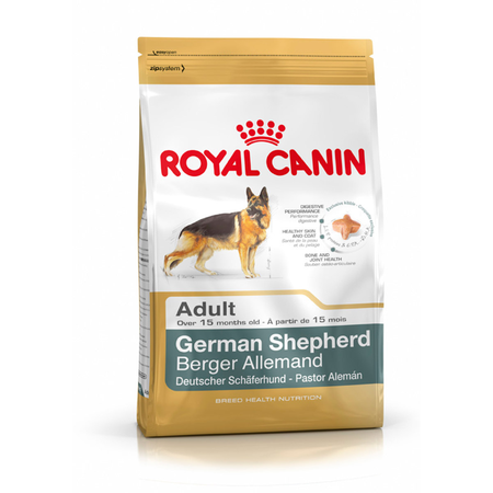 Royal Canin Adult German Shepherd Dry Dog Food  3kg