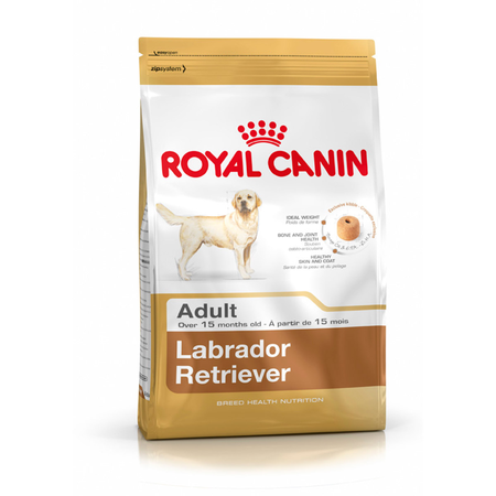 Royal Canin Adult Labrador Retriever Dry Dog Food  3kg