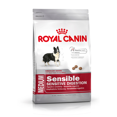 Royal Canin Adult Medium Breed Sensible Digestion Dry Dog Food  15kg