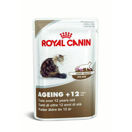 Royal Canin Ageing +12 in Gravy - 85gm