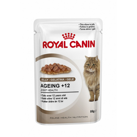 Royal Canin Ageing +12 in Jelly - 85gm