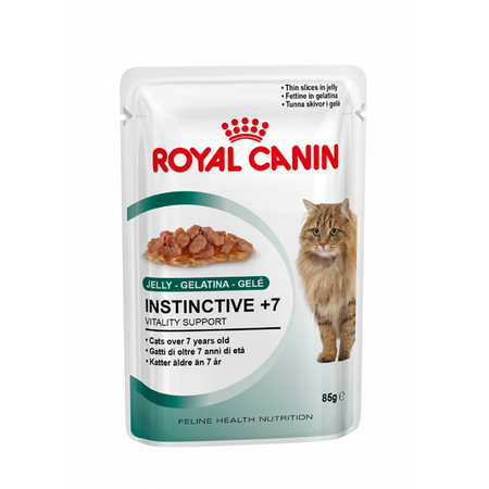 Royal Canin Instinctive +7 in Jelly - 85gm