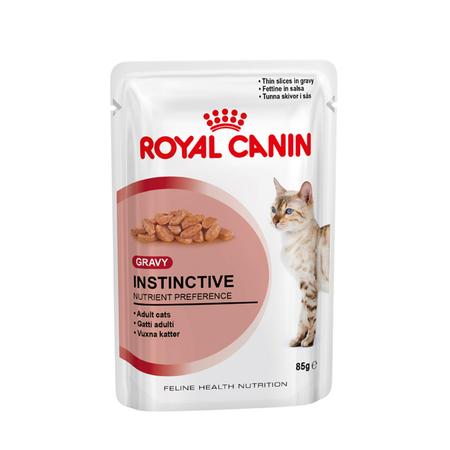 Royal Canin Instinctive Adult in Gravy - 85gm