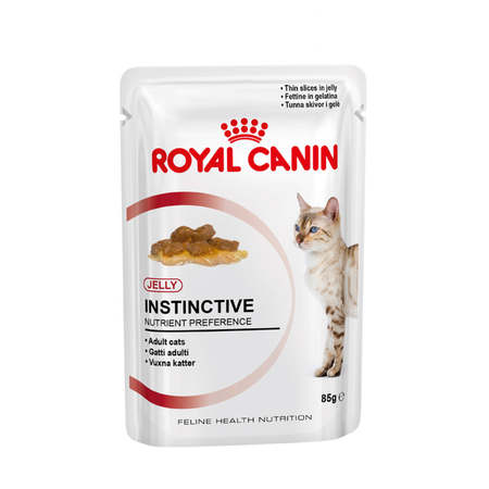 Royal Canin Instinctive Adult in Jelly - 85gm
