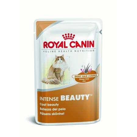 Royal Canin Intense Beauty in Gravy - 85gm