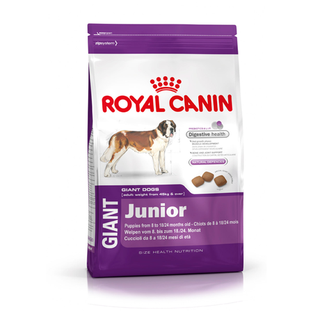 Royal Canin Junior Giant 15kg