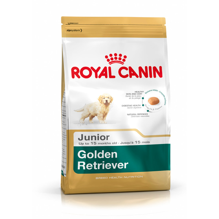 Royal Canin Junior Golden Retriever 12kg