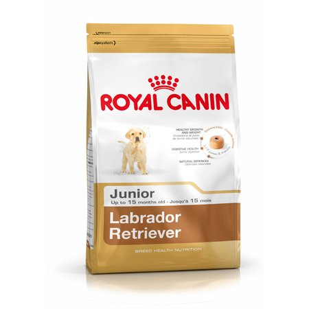 Royal Canin Junior Labrador Retriever Dry Puppy Food  12kg