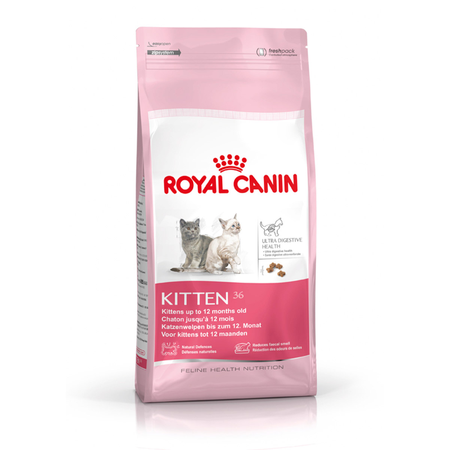 Royal Canin Kitten Dry Kitten Food  4kg
