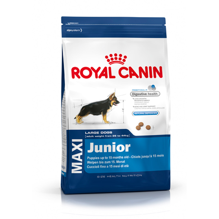 Royal Canin Maxi Junior Large Breed Dry Puppy Food  15kg