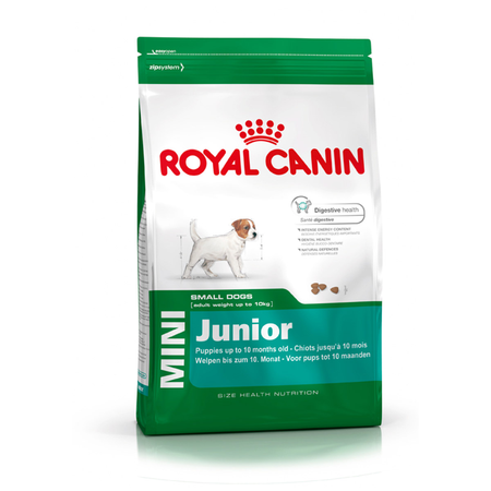 Royal Canin Mini  Junior Small Breed Dry Puppy Food  8kg