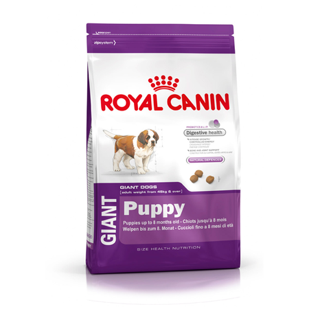 Royal Canin Puppy Giant 15kg