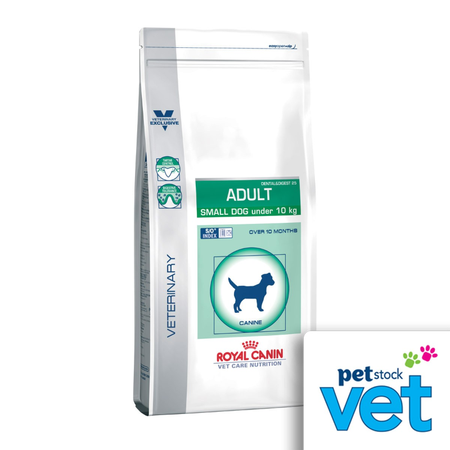 Royal Canin Veterinary Adult Small Dog 2kg
