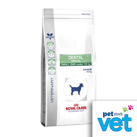 Royal Canin Veterinary Dental Special Small Dog 2kg