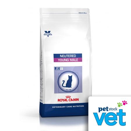 Royal Canin Veterinary Feline Neutered Young Male 1.5kg