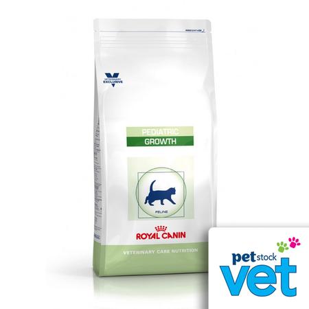 Royal Canin Veterinary Feline Pediatric Growth 4kg