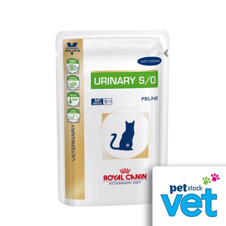 Royal Canin Veterinary Feline Urinary 100g Pouch