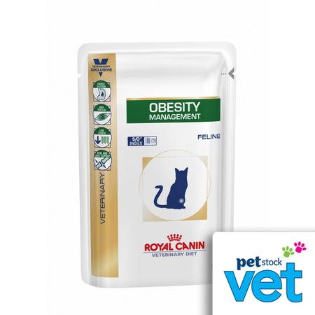 Royal Canin Veterinary Felinie Obesity Wet 100g