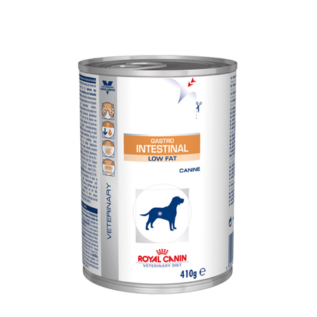 Royal Canin Veterinary Gastro Intestinal Low Fat Dog Wet 410g