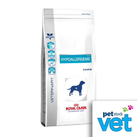 Royal Canin Veterinary Hypoallergenic Dog 2kg