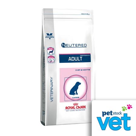 Royal Canin Veterinary Neutered Adult Medium Dog 3.5kg