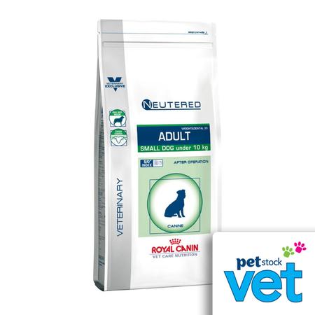 Royal Canin Veterinary Neutered Adult Small Dog 1.5kg