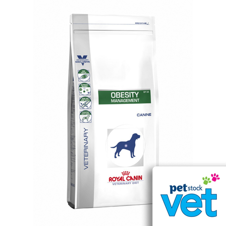 Royal Canin Veterinary Obesity Management Dog 1.5kg
